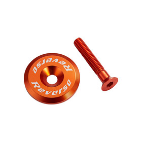 Reverse Headset cap orange